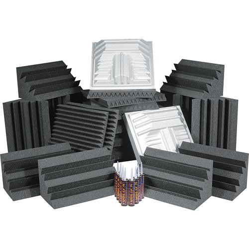 Auralex Pro Plus Roominators Kit - (Charcoal/Charcoal)