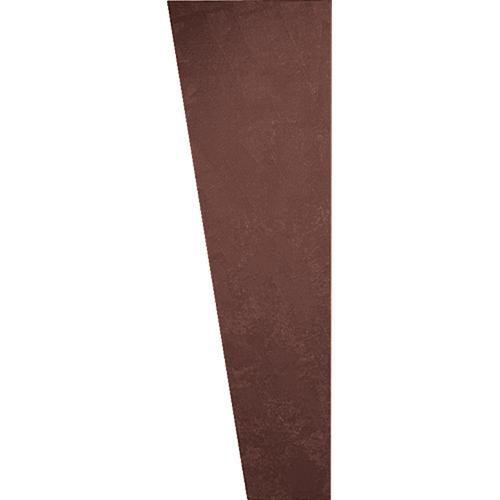 Auralex S3TZL SonoSuede Trapezoid Panel - Left (Brown)