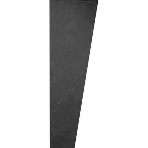 Auralex S3TZR SonoSuede Trapezoid Panel - Right (Black)