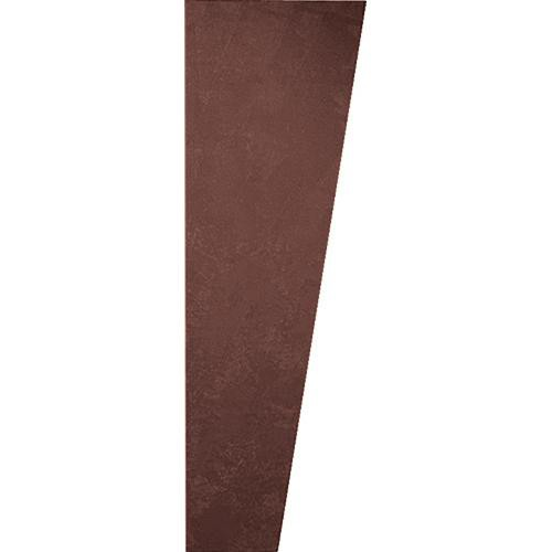 Auralex S3TZR SonoSuede Trapezoid Panel - Right (Brown)