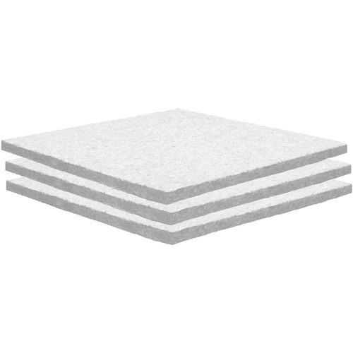Auralex 24 White SonoFiber Panels