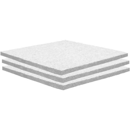 "Auralex 25 White 1"" SonoFiber Panels"