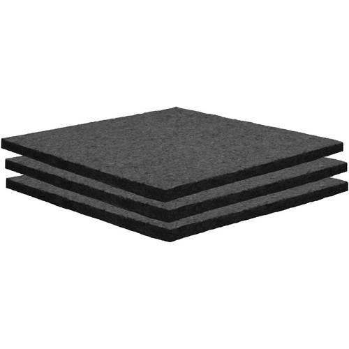 Auralex 12 Black SonoLite Absorption Panels