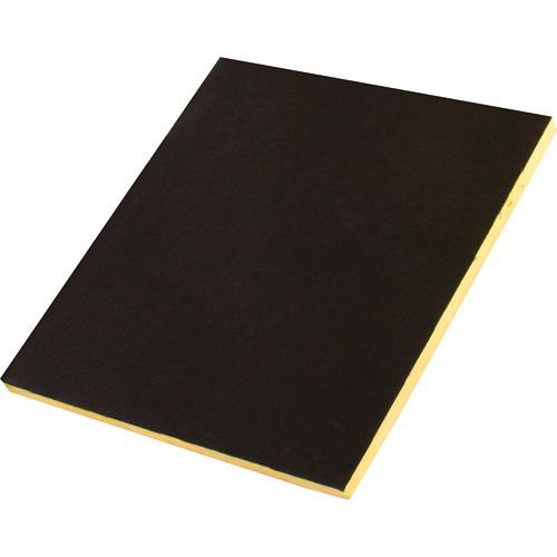 """Auralex T-Coustic - Mid and Hi Frequency Absorbtion Ceiling Tiles (Black , 2' x 2' x 1"""")"""