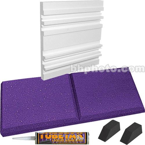 Auralex TruTraps Genesis System (Purple/White)