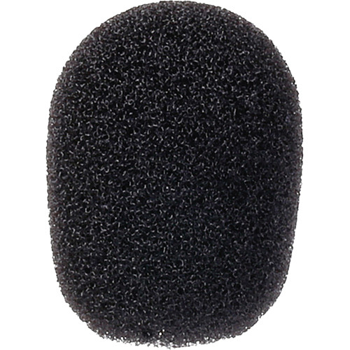 "Auray WLF-014-3 Foam Windscreens for 1/4"" Diameter Microphones (3 Pack)"