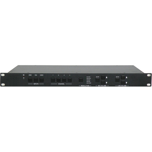 Aurora Multimedia ASP-S123V-NC Presentation Scaler Switcher
