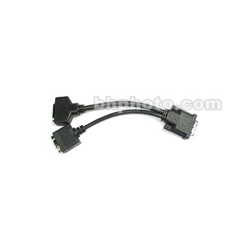 "Aurora Multimedia DVI-I to DVI-D & VGA Breakout Cable - 6"""