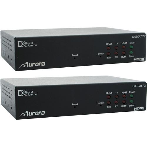 Aurora Multimedia DXE-CAT-S1 Digital Xtreme HDMI HDBaseT CAT Extender