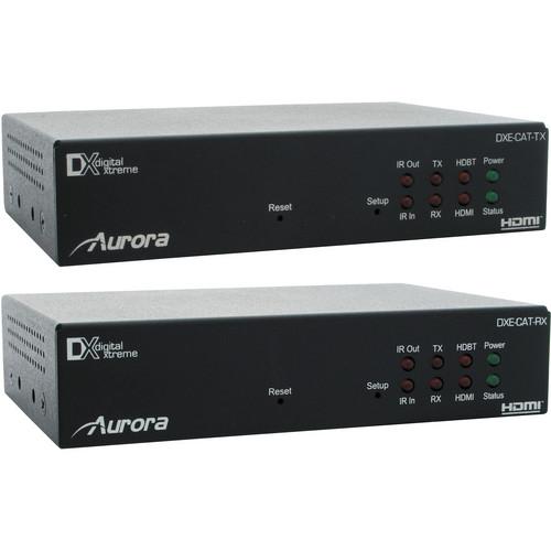 Aurora Multimedia DXE-CAT-S2 HDMI HDBaseT CAT Extender