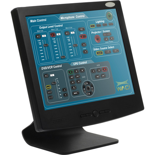 """Aurora Multimedia IBZ-1502 15"""" Wired Color Touch Panel"""