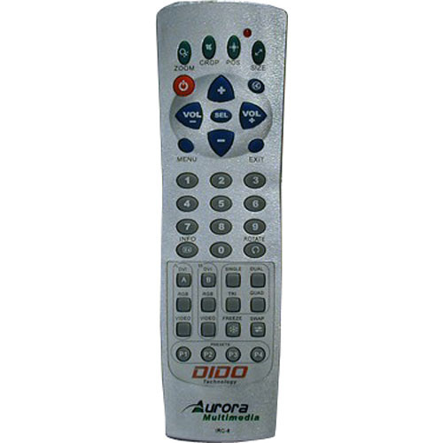 Aurora Multimedia Aurora Multimedia IRC-8 IR Remote Control
