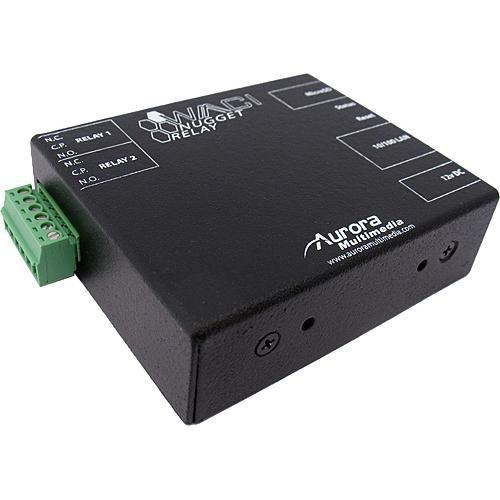 Aurora Multimedia WACI NUGGET RELAY  Single Port Expansion Module