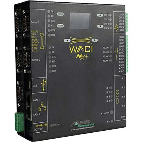 Aurora Multimedia WACI-NX+E1 Event Controller Package