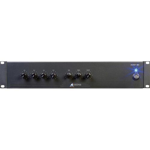 Australian Monitor AMC+30 3x1 Rack Mountable Mixer/Amplifier