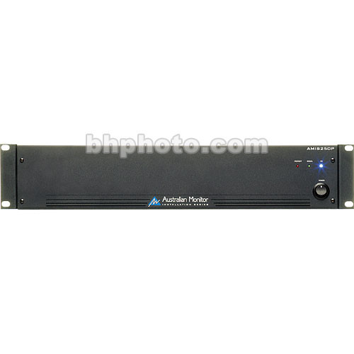 Australian Monitor AMIS250P Power Amplifier (250W)