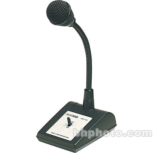 Australian Monitor AMX526 Desk Paging Microphone