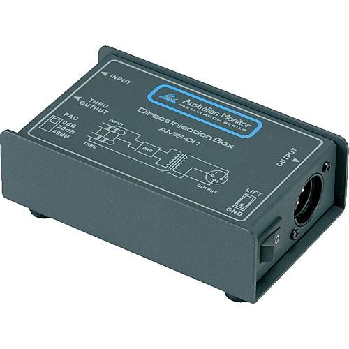 Australian Monitor AMIS-DI1 Passive Direct Injection Box