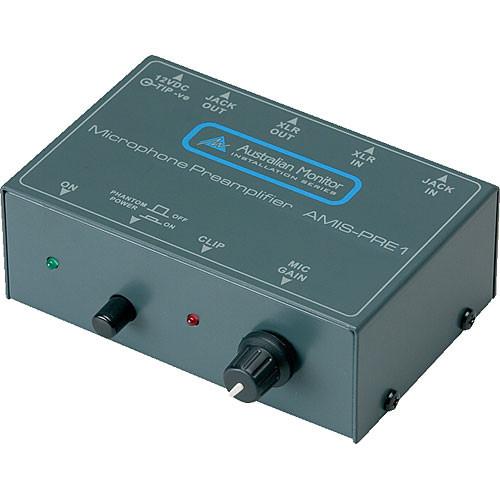 Australian Monitor AMIS-PRE1 - Microphone Preamp