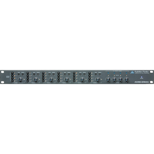 Australian Monitor ZRM4 - Rack-Mountable Zone Routing Mixer