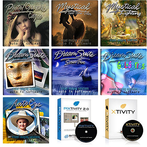 Auto FX Software Product Line Bundle for Windows