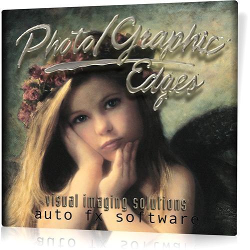 Auto FX Software Photo/Graphic Edges 7.0 Platinum Edition (Upgrade)