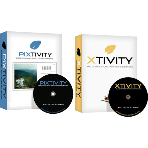 Auto FX Software Pixtivity & Xtivity Bundle