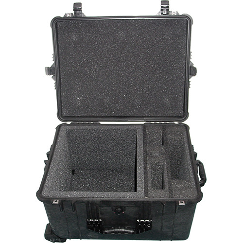Autocue/QTV Pelican 1620 Case with Custom Foam for Small, Wide-Angle Prompters