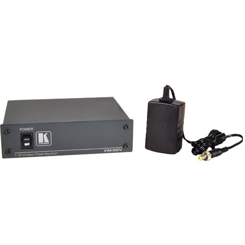 Autocue/QTV DN-DABOX Distribution Amplifier Box