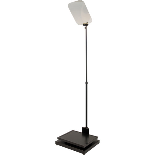 "Autocue/QTV Manual Conference Stand with Professional Series 17"" Monitor"