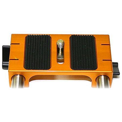 Autocue/QTV Gold Plate Camera Plate