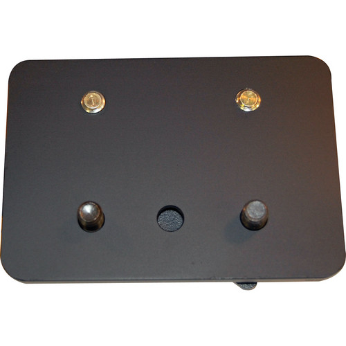 Autocue/QTV Offset Plate for Pro Plate