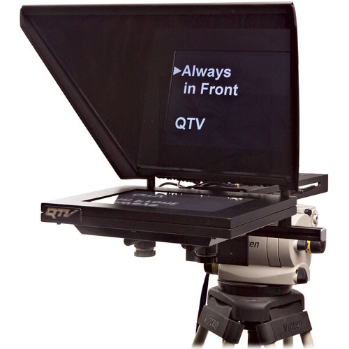 """Autocue/QTV Professional Series 12"""" Teleprompter"""