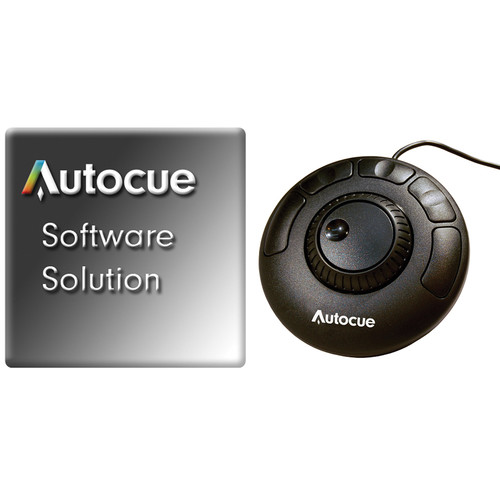 Autocue/QTV QPro Prompter Software Package