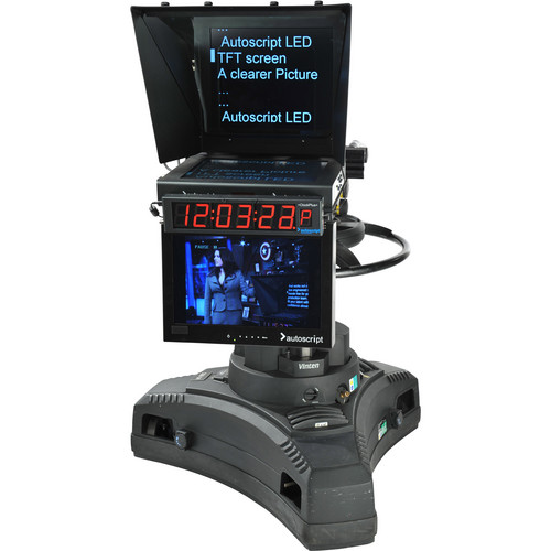 Autoscript LED17TFT-BLW  LED Prompter (Wide-Angle)