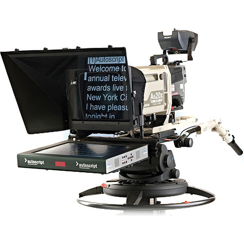 "Autoscript 17"" LED TFT On-Camera Prompter Monitor"