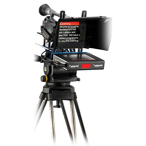 "Autoscript 8"" LED On-Camera Teleprompter"