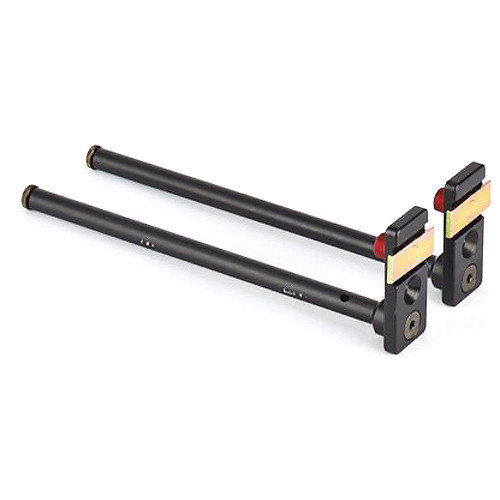 "Autoscript Pair of Support Rods for 12-19"" TFT Prompter Monitors"