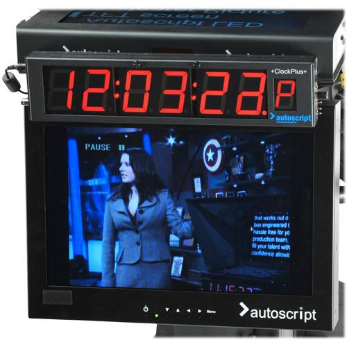 "Autoscript 19"" HD/SD SDI Widescreen LCD Monitor On-Air Kit"