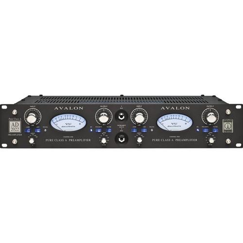 Avalon Design AD2022 Microphone Preamp
