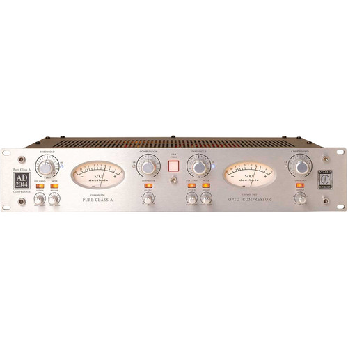 Avalon Design AD2044 - Dual Mono/Stereo Class A Opto-Compressor