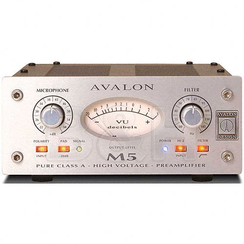 Avalon Design M5 Microphone Preamp