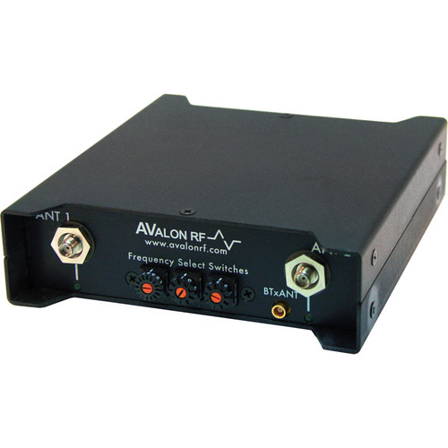 Avalon RF DX602 2-Antenna True Diversity Receiver