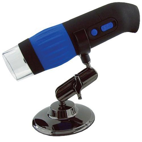 Avangard Optics AN-E500 iScope Handheld Digital Microscope (Black/Blue)