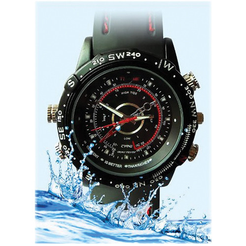 Avangard Optics Waterproof Spy Watch Recorder