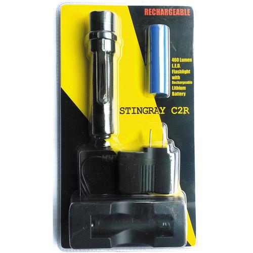 Avangard Optics Stingray C2R Tactical Ultra Compact LED Flashlight