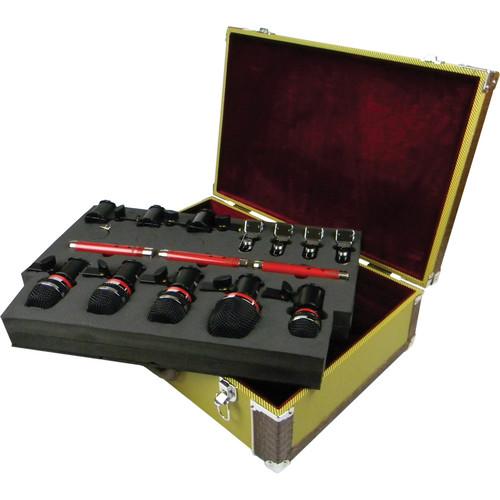 Avantone Pro CDMK8 8-Mic Drum Microphone Kit