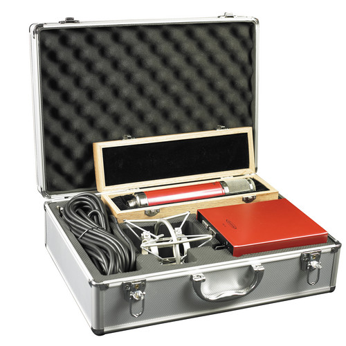 Avantone Pro CV-12 Multi-Pattern Large Capsule Tube Condenser Microphone