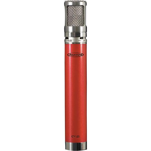 Avantone Pro CV-28 Small-Capsule Tube Condenser Microphone