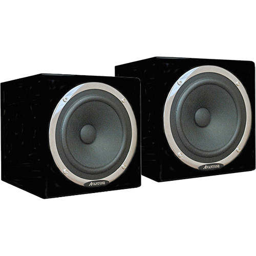Avantone Pro Avantone MixCubes Full-Range Mini Reference Monitors (Black)